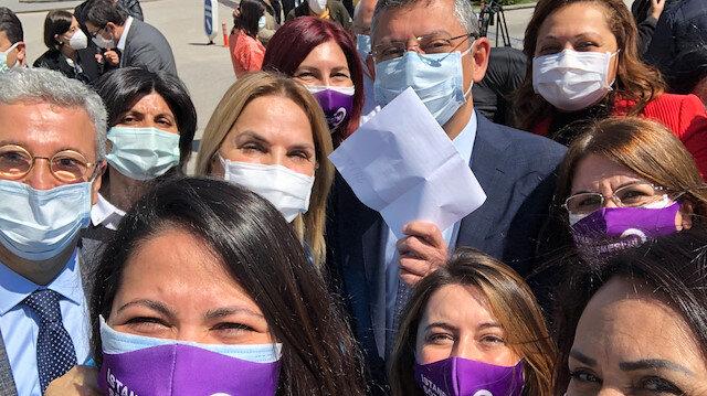 CHP'den İstanbul Sözleşmesi için Danıştay'a başvuru