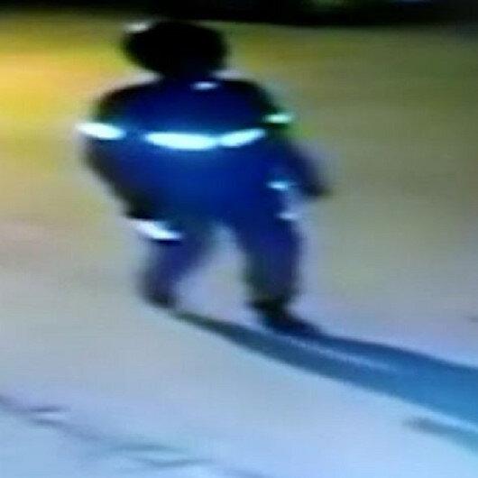 Eskişehirde motosiklet hırsızı bu kez tam ekipman geldi