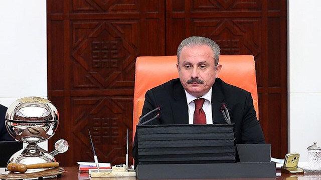 TBMM Başkanı Şentop: Milli iradeye sahip çıkmak öncelikle Meclis'in görevidir