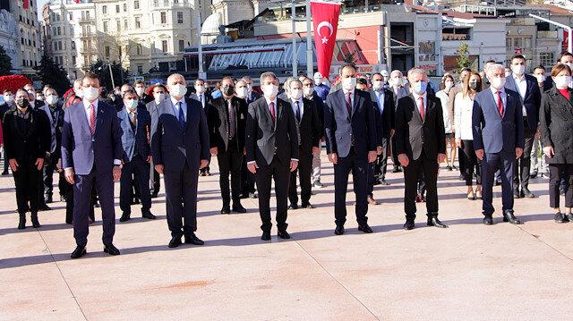 İstanbul Valiliği: Özel bir günde kullanılan üslubu kamuoyunun takdirlerine sunuyoruz