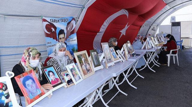 Diyarbakır anneleri 599 gündür evlat nöbetinde: Kızımın 23 Nisan'da dağda işi ne