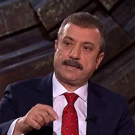 Merkez Bankası Başkanı Şahap Kavcıoğlu: Rakamlarla insanlara algı operasyonu yapılıyor