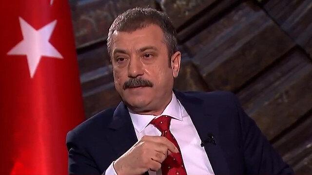 Merkez Bankası Başkanı Şahap Kavcıoğlu: Türkiye'nin 720 ton altını var