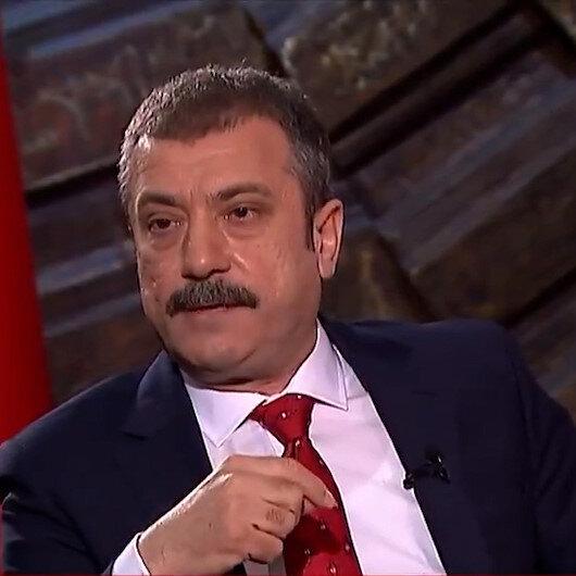 Merkez Bankası Başkanı Şahap Kavcıoğlu: Türkiyenin 720 ton altını var
