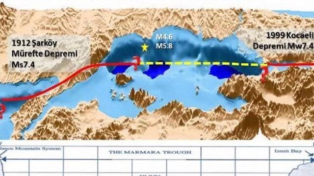 Prof. Dr. Şükrü Ersoy: Her 50 yılda bir Marmara çevresinde 7'nin üzerinde deprem oluyor