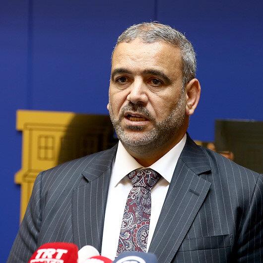 Libya Devlet Yüksek Konseyi Başkanı Mişri: Türk devleti ile imzalanan her iki anlaşmaya bağlıyız