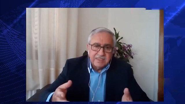 KKTC'nin eski Cumhurbaşkanı Akıncı'dan Tatar ve Türkiye hakkında haddi aşan ifadeler