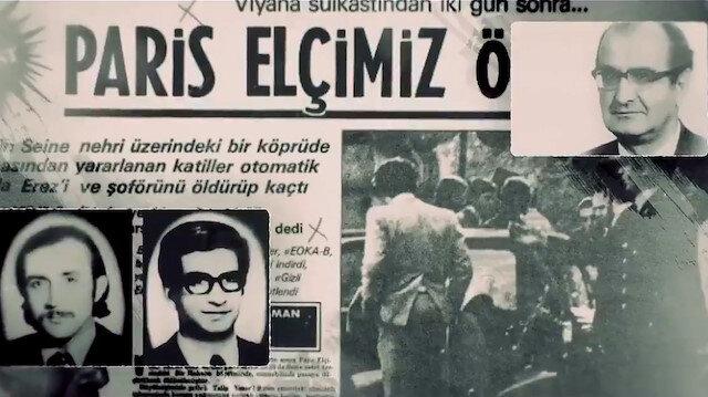 Bakan Çavuşoğlu, Ermeni terörünün kurbanı olan şehit diplomatları andı: Hiçbir zaman onları unutmayacağız
