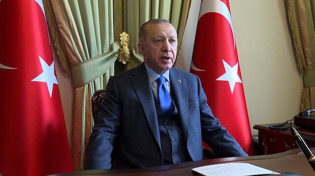 Cumhurbaşkanı Erdoğan duyurdu: Kuzey Irak'ta çok sayıda terörist etkisiz hale getirildi
