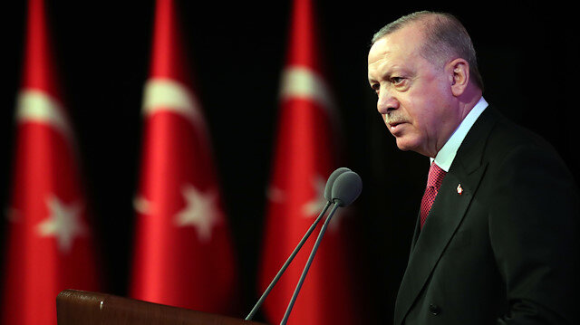 Cumhurbaşkanı Erdoğan'dan Türkiye Ermenileri Patriği Sahak Maşalyan'a mesaj