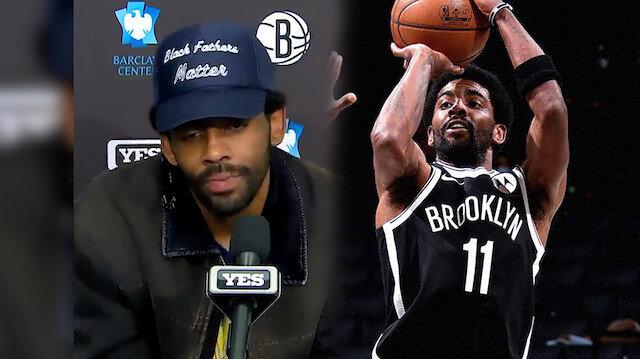 NBA'in yıldızlarından Kyrie Irving Müslüman olduğunu ve Ramazan ayında oruç tuttuğunu açıkladı