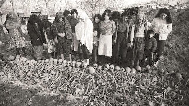 Ermenilerin bitmeyen asırlık yalanı