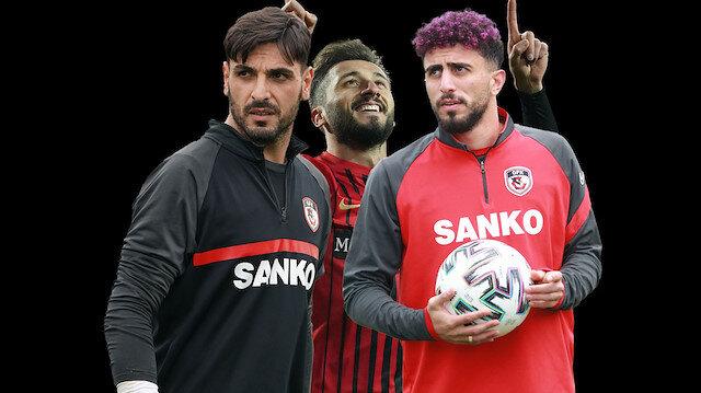 Gaziantep forması giyen 3 futbolcunun yasa dışı bahis oynadığı iddia edildi