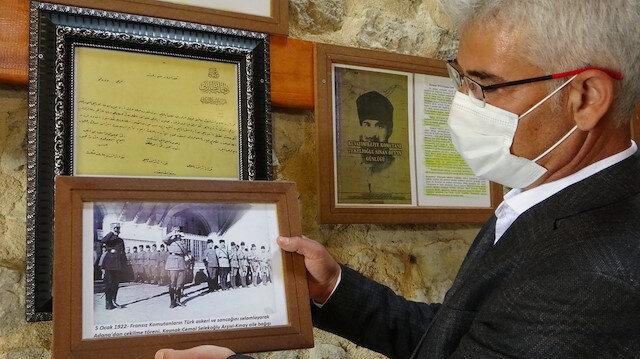 Ermeni zulmünün belgeleri bu çiftlikte sergileniyor: Müslümanlara ve Türklere yaptıkları eziyetler fotoğraflı belgeleri ile sergileniyor