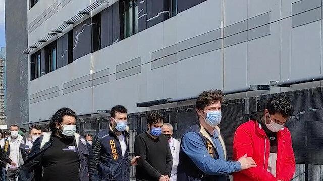 Thodex soruşturması kapsamında gözaltına alınan 62 şüpheli adliyeye sevk edildi