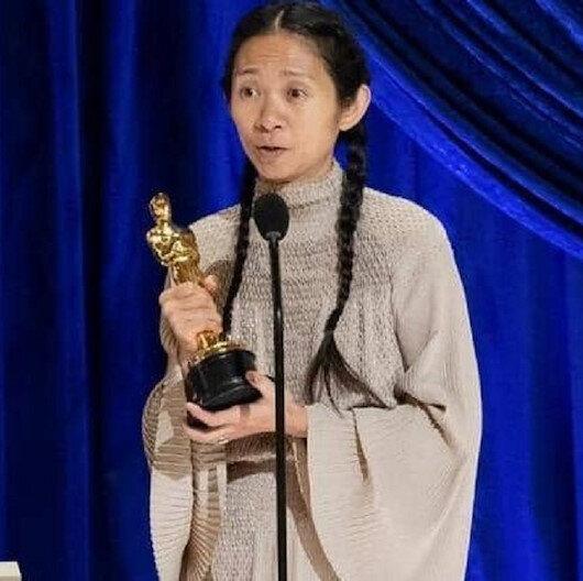 أوسكار 2021..أول امرأة غير بيضاء تحصل على جائزة أفضل مخرج