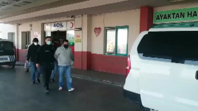 Dev FETÖ operasyonu: İzmir'de 168 şüpheli gözaltında