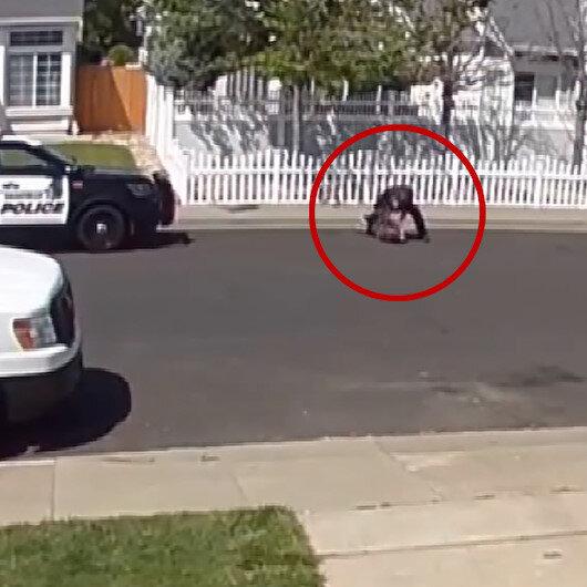 ABD'de tepki çeken görüntü: Polis otizmli çocuğu yere yatırarak yumrukladı