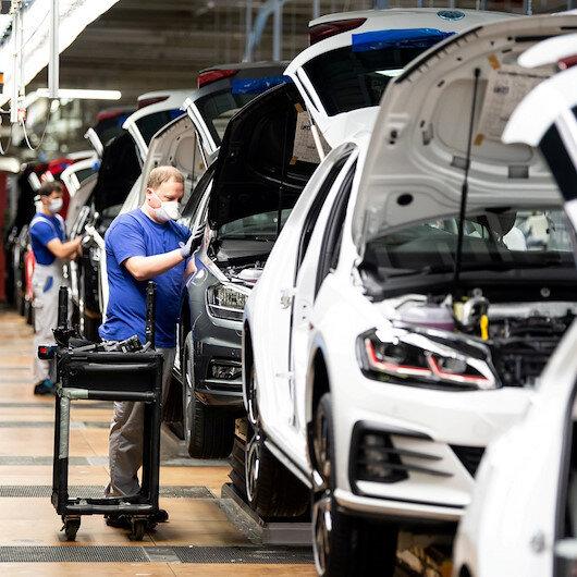 Volkswagen'den çip uyarısı: İkinci çeyrekte üretimi daha sert vuracak hazır olun!