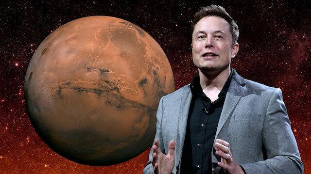 Elon Musk'tan 'Mars' açıklaması: Gidenler muhtemelen ölecek