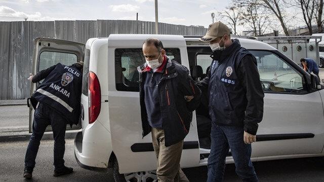 Yunanistan'a kaçarken yakalanan emekli Tuğgeneral Cankıymaz hakkında 20 yıl hapis istemi