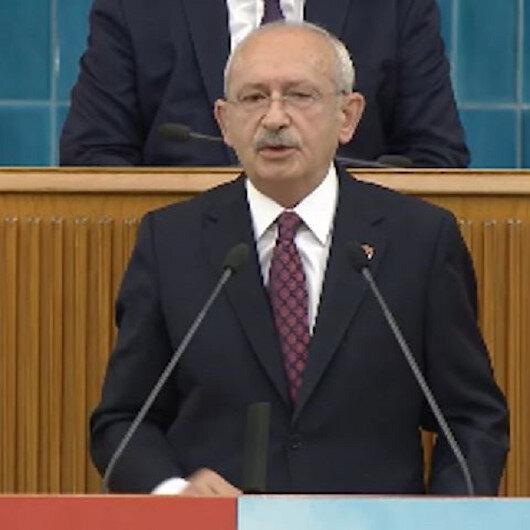Kılıçdaroğlu Bidenın soykırım açıklamasını talihsizlik deyip geçiştirdi hükümeti suçladı