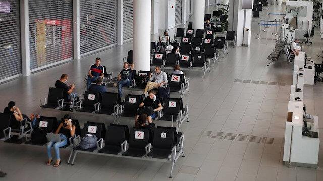 Tam kapanma kararının ardından uçak bileti satışlarının yüzde 93'ü tek yön oldu