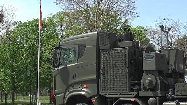 Türkiye, Kuzey Makedonya ordusuna yerli ve milli tank taşıyıcı hibe etti