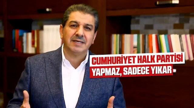 Tevfik Göksu'dan CHP'li İBB'nin 'Halk Ekmek' provokasyonuna tepki: Buradan size ekmek çıkmaz