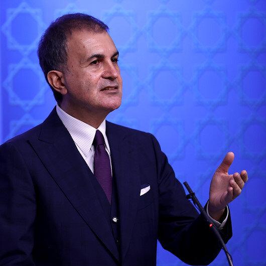 AK Parti Sözcüsü Çelik: İlk defa bir ABD Başkanı fanatik Ermeni çetelere teslim oldu