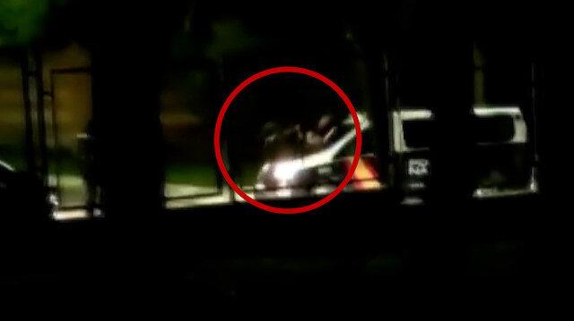 İspanya'da polis, baltalı saldırganı araçla çarparak durdurmaya çalıştı