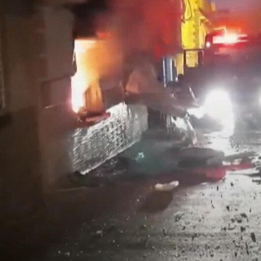 Gaziantepte 3 kişinin yaralandığı patlamanın nedeni evdeki mutfak tüpü çıktı