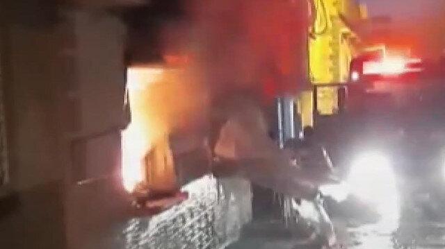 Gaziantep'te 3 kişinin yaralandığı patlamanın nedeni evdeki mutfak tüpü çıktı