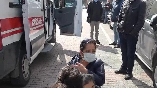 Kartal'da yayaya çarpan sürücü olay yerinden kaçtı: 1 yaralı
