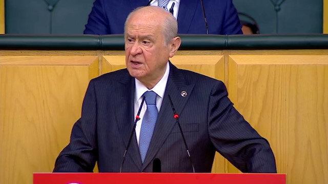 Bahçeli, HDP açıklamasına sessiz kalan Kılıçdaroğlu'na sert çıktı: Batsın sizin ittifakınız, bu kadar mı düşmansınız Türkiye'ye?