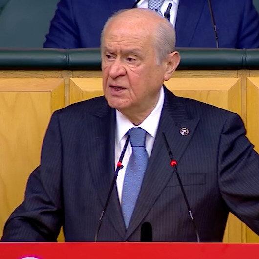 Bahçeli, HDP açıklamasına sessiz kalan Kılıçdaroğluna sert çıktı: Batsın sizin ittifakınız, bu kadar mı düşmansınız Türkiyeye?