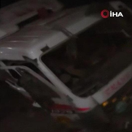 Mısırda tren kazası: 1 ölü