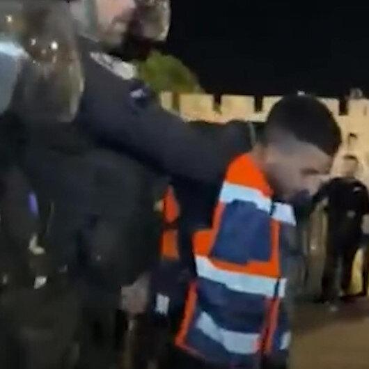 İşgalci İsrail güçleri Filistinli sağlık ekiplerine saldırdı