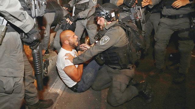 İşgalci İsrail insanlığa karşı suç işliyor: Irkçı apartheid rejimi