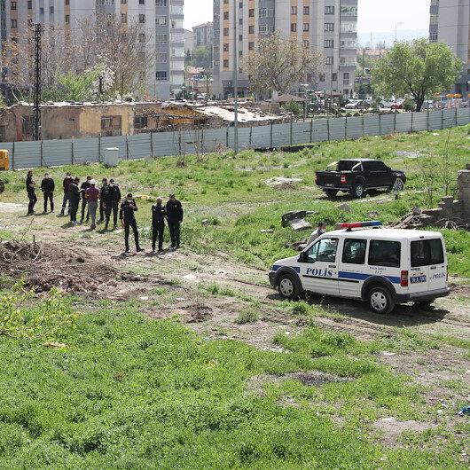 Kayseri'de inşaat kazısı sırasında bulundu: Polis ekipleri güvenlik önlemi aldı uzman ekip alanda çalışma yapacak