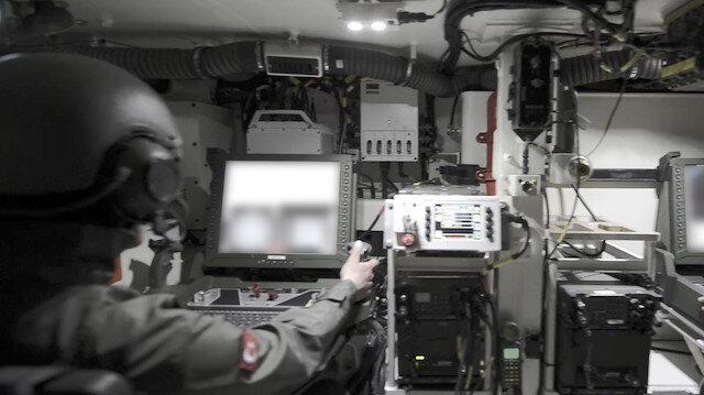 Yerli hava savunma sistemi Hisar için TSK'da eğitimler verilmeye başlandı
