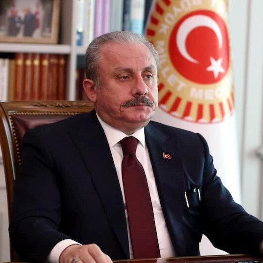 TBMM Başkanı Şentop: Ermenistanın işgalci olduğu tespit edilmiş bir gerçek