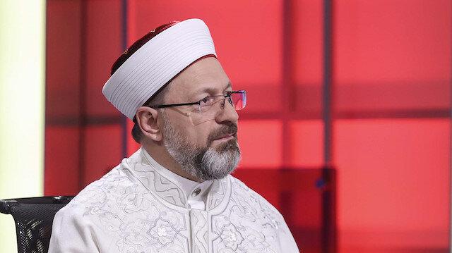 Diyanet İşleri Başkanı Ali Erbaş: Kapanma sürecinde camilerde cemaatle namaz kılınacak
