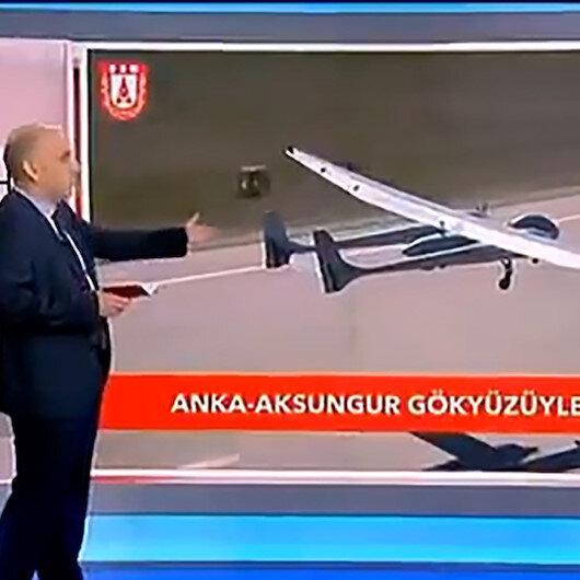 Yunan medyasında Aksungur korkusu: Türkiyenin silahları kafamızı karıştırıyor