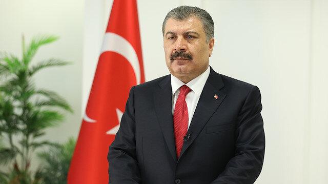Sağlık Bakanı Koca: İstanbul'da Hindistan varyantı ilk kez görüldü