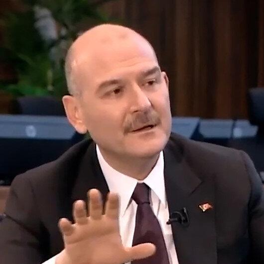 İçişleri Bakanı Soylu: Murat Karayılan mağarasından dışarı çıkamıyor