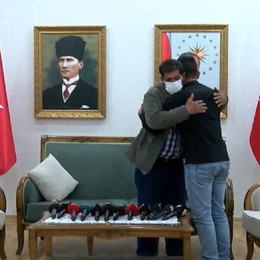 Anneler direndikçe PKK çözülüyor: Evlat nöbetindeki ailelerden biri daha evladına kavuştu