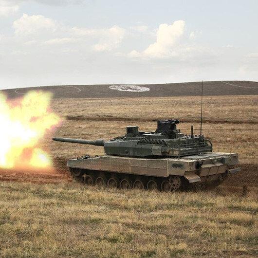 Altay tankı için üretildi: Yerli motor ateşlendi