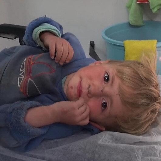 Tokatta yaylada kaybolan 1.5 yaşındaki çocuk 22 saat sonra bulundu