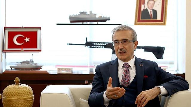Savunma Sanayii Başkanı Demir'den Blinken'a S-400 cevabı: Bizi ikna etmeniz gerekiyor